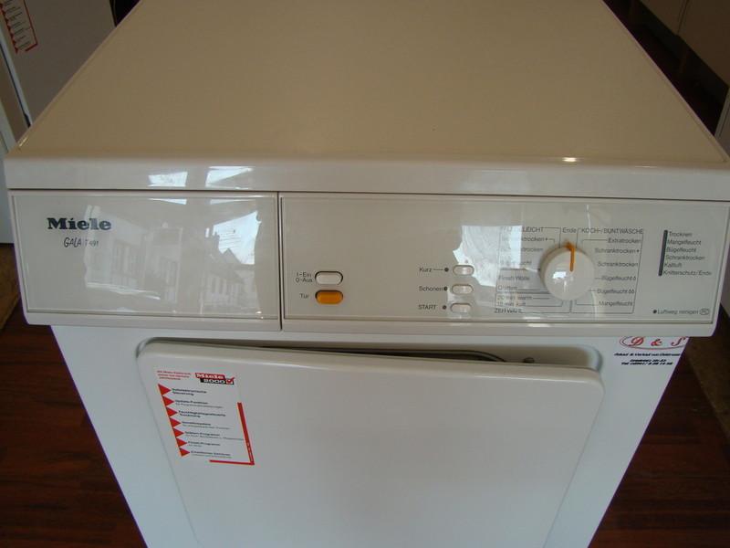 D&s ankauf & verkauf von elektrogeräten miele gala t491